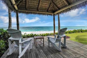 Oceanfront Tiki