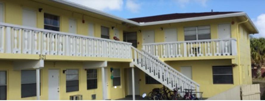 521 35th Court, Pompano Beach, Florida 33064, 1 Bedroom Bedrooms, ,1 BathroomBathrooms,Apartment,For Rent,Pompano Beach Villas,35th,1,RX-10591643