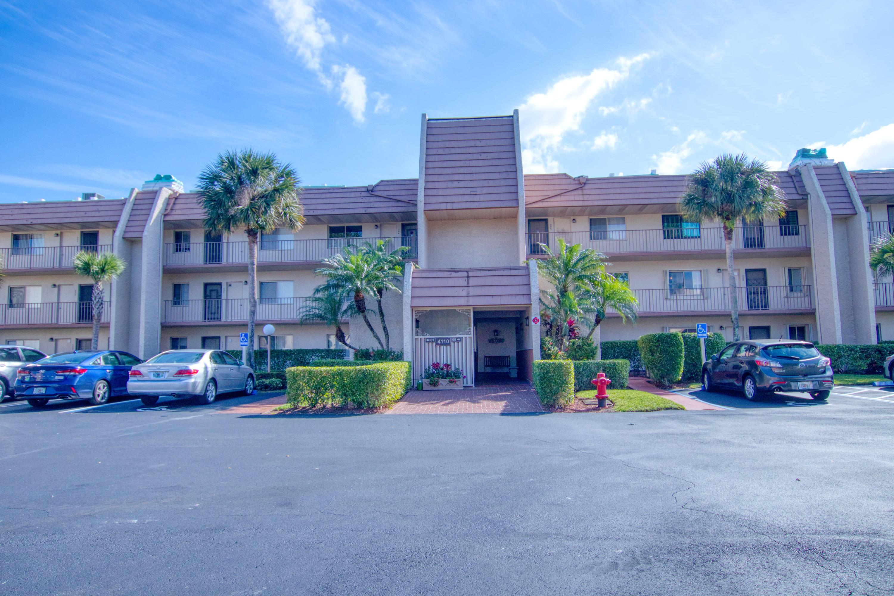 Fabulous 2/2 renovated condo. Enjoy granite in kitchen, new cabinets, updated baths, walk in closet, washer/dryer , extra storage, & screened balcony. Experience the peace & ambiance of manned guard gates & 24 hour security patrols all located on lush tropical grounds. Beautiful community swimming pool just out your front door. Furnishings are upgraded & coming w/ the unit. You are minutes from the FLA. turnpike , I95, great restaurants, activities, shopping, hospitals, airports, and the beach.