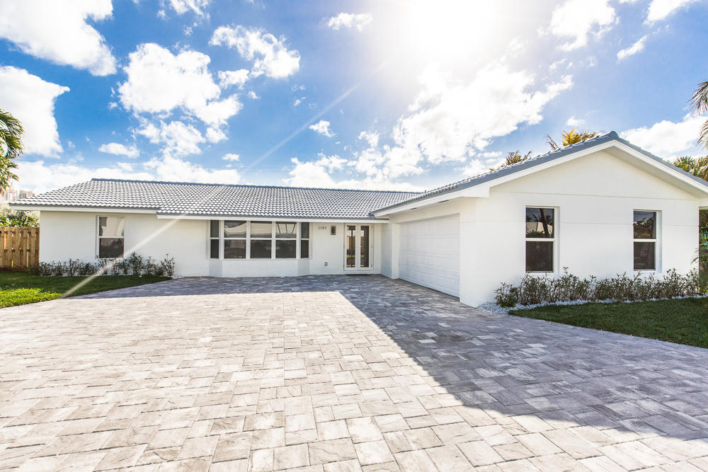 Home for sale in PALM BEACH ISLES 1 Singer Island Florida