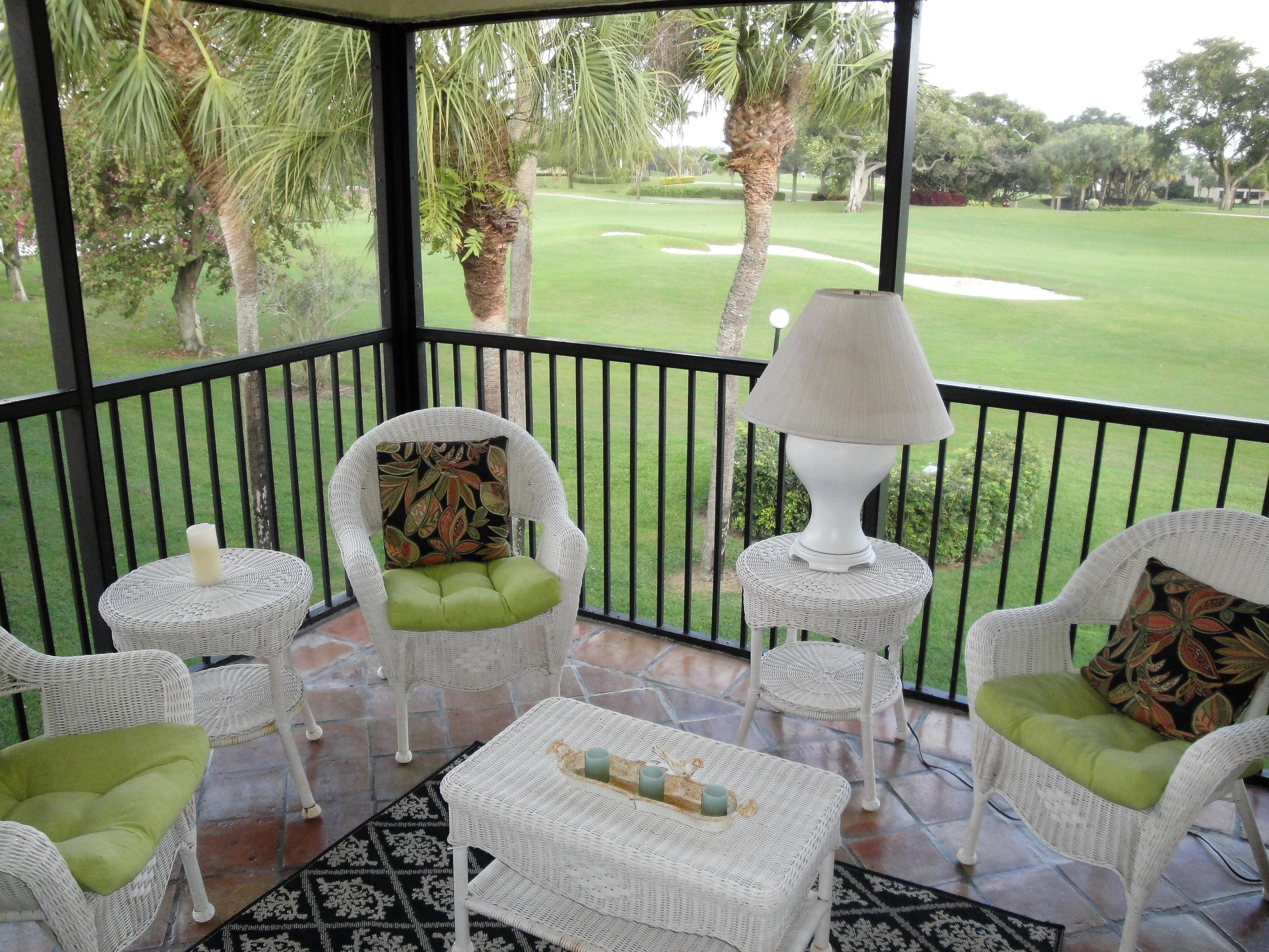 This lovely 2BR/2BA condo has an expansive lovely view of the golf course.  Offered  Turnkey! Don't miss this Decorators own Sunny, Immaculate 2nd Floor Corner Unit.Updated appliances. Fabulous location across from the Southport pool (salt water) and clubhouse ( billiards & table tennis). Great Location, short walk to Hunters Run Clubhouse. You will not be disappointed. Just bring Your Suitcase .