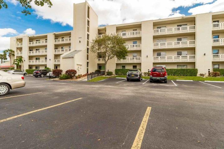 Well maintained first floor unit with parking in front.  Walk in shower in master bath, newer washer/dryer.