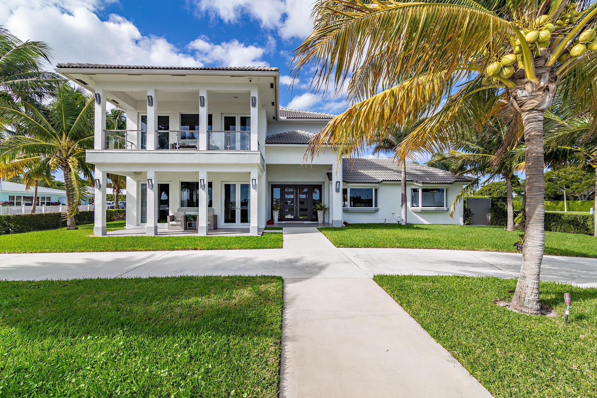 4515 Flagler Drive, West Palm Beach, Florida 33405, 5 Bedrooms Bedrooms, ,4.1 BathroomsBathrooms,Single Family,For Sale,Flagler,RX-10591735