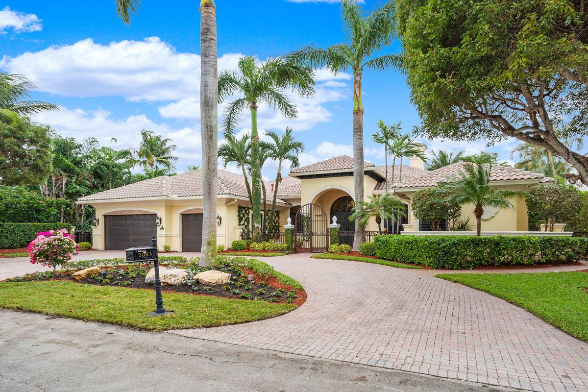 2083 Thatch Palm Drive Boca Raton, FL 33432
