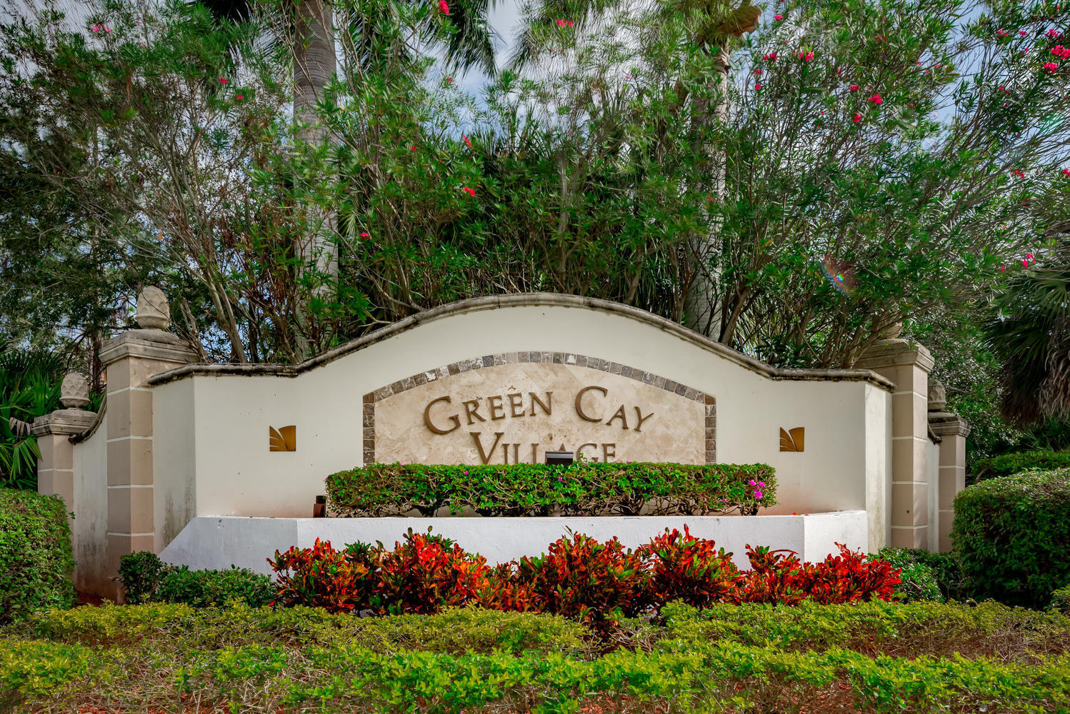 RARELY AVAILABLE 3 BEDROOM 2 BATHROOM CONDO IN THE LOVELY GATED COMMUNITY OF GREEN CAY VILLAGE. NEW AC INSTALLED INSIDE AND OUT AND NEW FULL SIZE WASHER/DRYER IN 2017. ALL NEW STAINLESS STEEL APPLIANCES IN 2018. BEAUTIFUL GRANITE KITCHEN. THIS UNIT HAS NO CARPET! TILE FLOORS THROUGHOUT. COMPLETE IMPACT GLASS. UNIT ALSO HAS THE NEST SYSTEM. ONE ORIGINAL OWNER WHO KEPT THIS HOME IN EXCELLENT CONDITION! BASIC CABLE, WATER AND SEWER ARE INCLUDED IN THE MONTHLY MAINTENANCE. GREEN CAY WAS BUILT AS ENERGY EFFICIENT SO ENERGY BILLS ARE VERY REASONABLE! COMMUNITY FEATURES POOL, FITNESS CENTER AND TOT LOT! THIS IS PERFECT FOR INVESTORS AS WELL! NO RENTAL RESTRICTIONS, SUPER FAST APPROVAL PROCESS AND CAN BE RENTED RIGHT AWAY! THIS WILL NOT LAST!