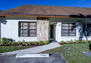 1260 Parkside Green Drive, C, Greenacres, FL 33415