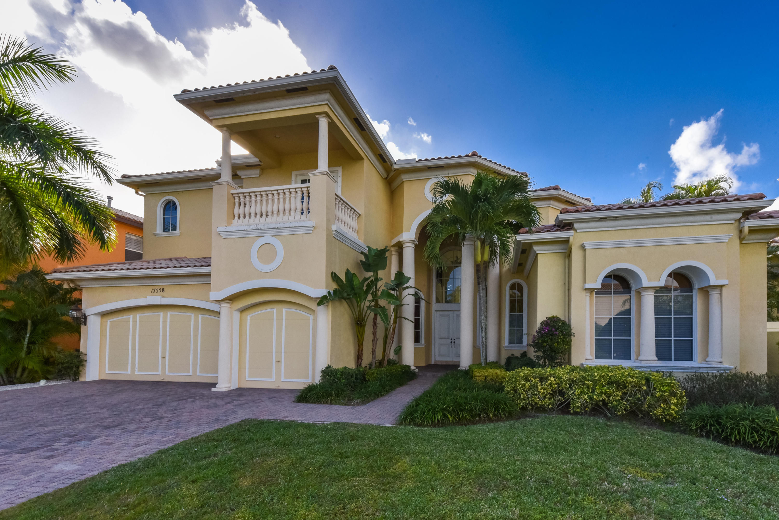 17558 Circle Pond Court Boca Raton, FL 33496