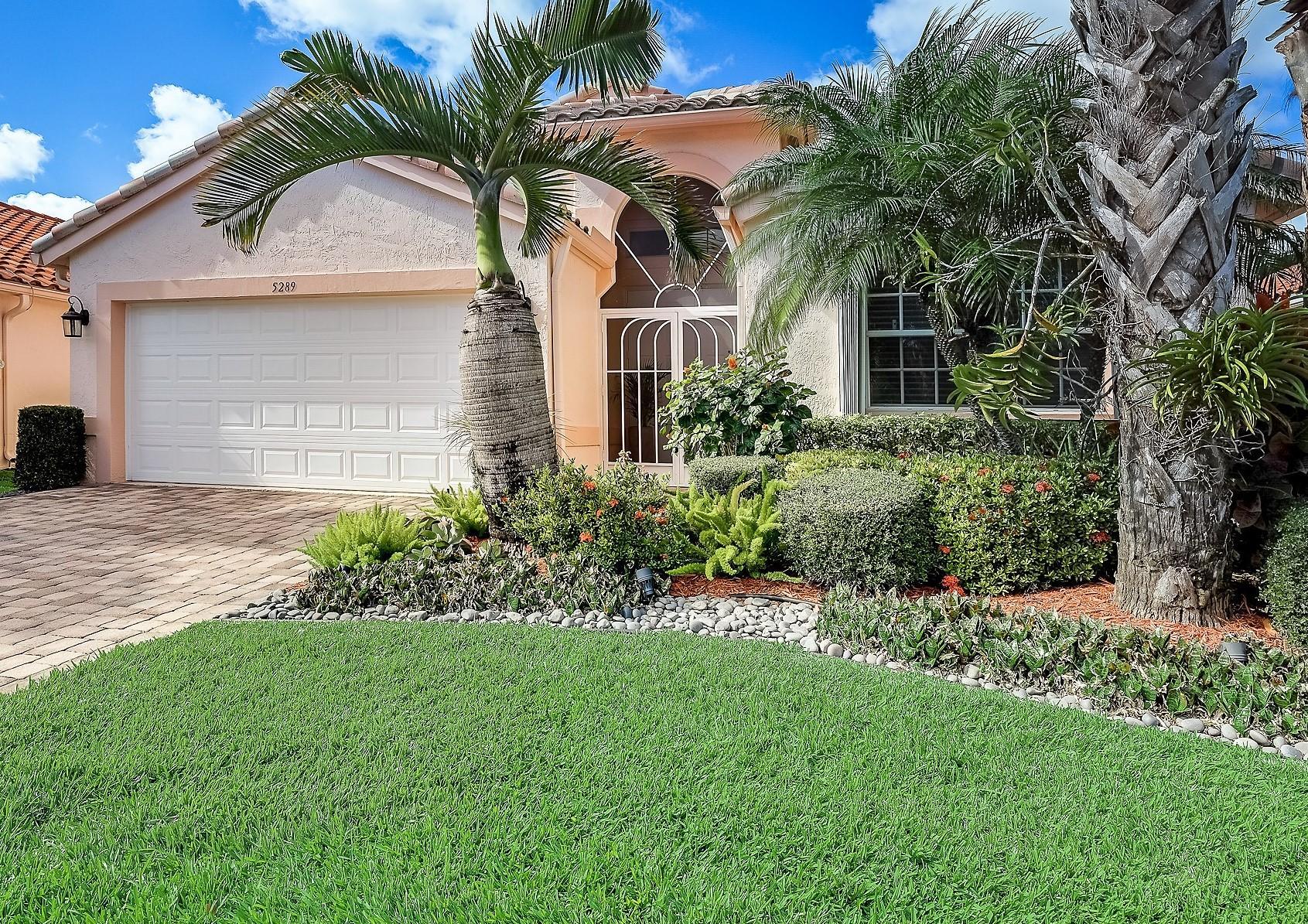 5289 Glenville Drive  Boynton Beach FL 33437