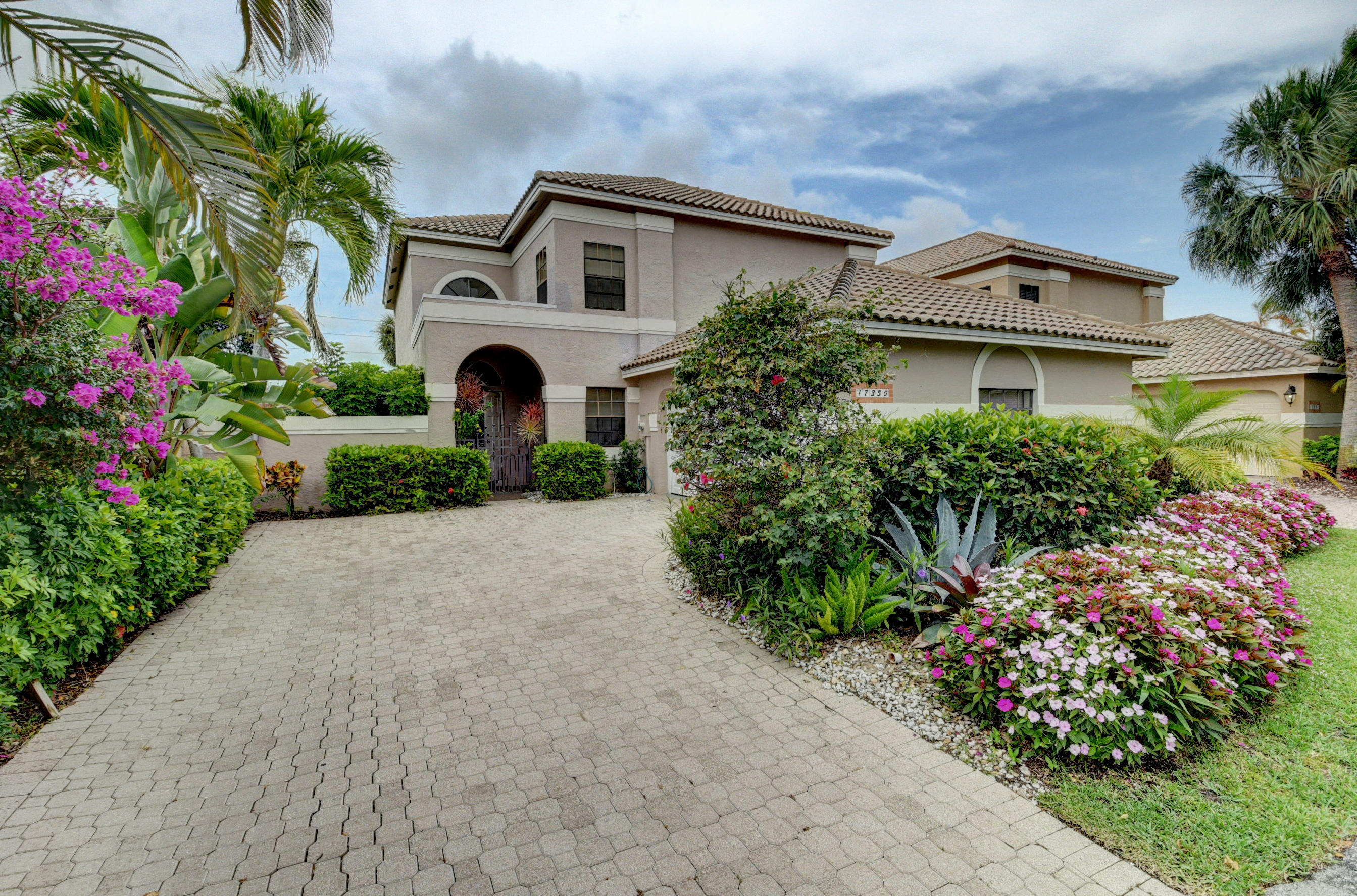 Super Golf View with Master Bedroom on Ground Floor. Lots of Natural Light. Country French Feeling. Newer Roof (2012) and Newer A/C (2015). Please Note One Time Capital Assessment at Closing $1,000.00
