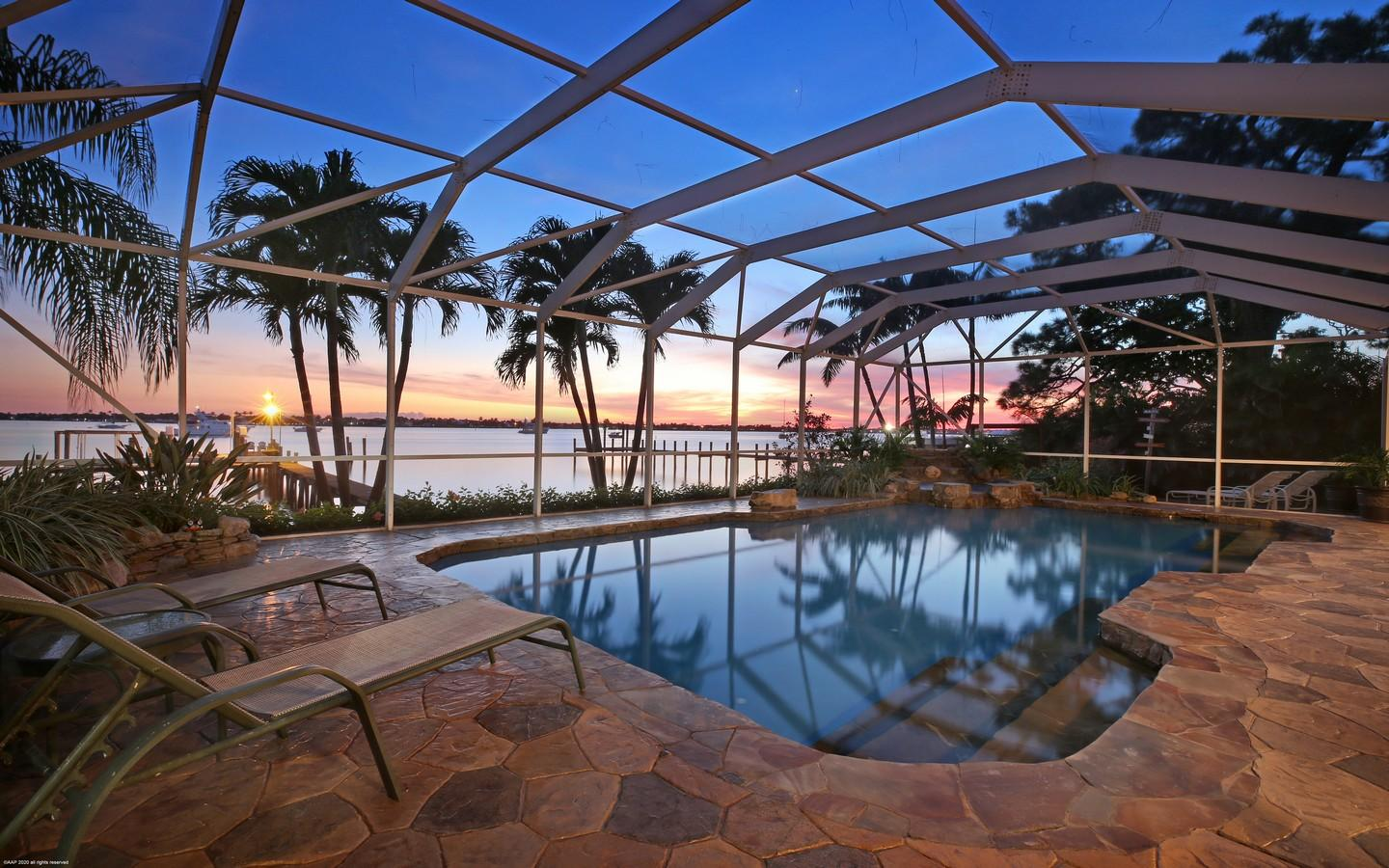Home for sale in SUNSET ESTATES PLAT 1 Stuart Florida