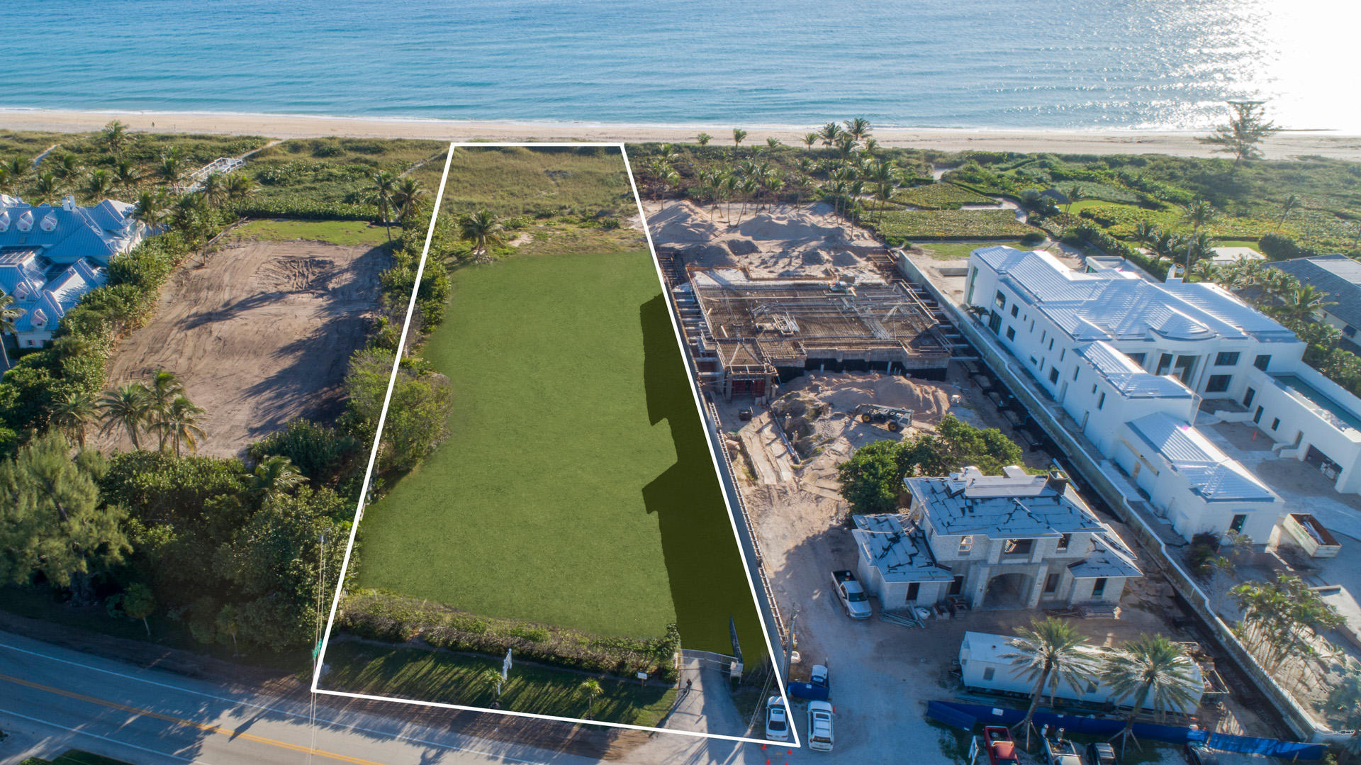 701 Ocean Boulevard, Delray Beach, Florida 33483, ,Land/Docks,for Sale,Ocean,RX-10585639, , , ,for Sale