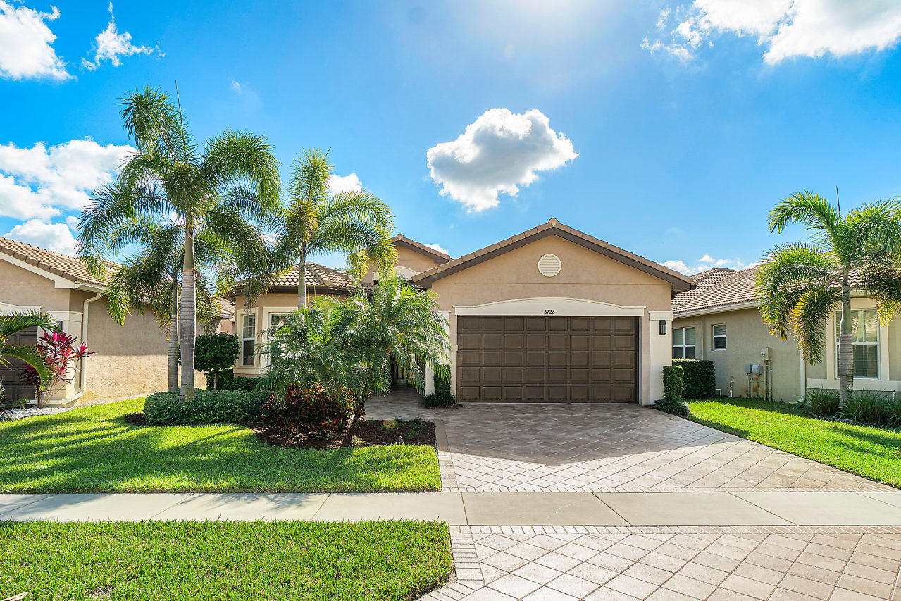 8728 Carmel Mountain Way  Boynton Beach FL 33473