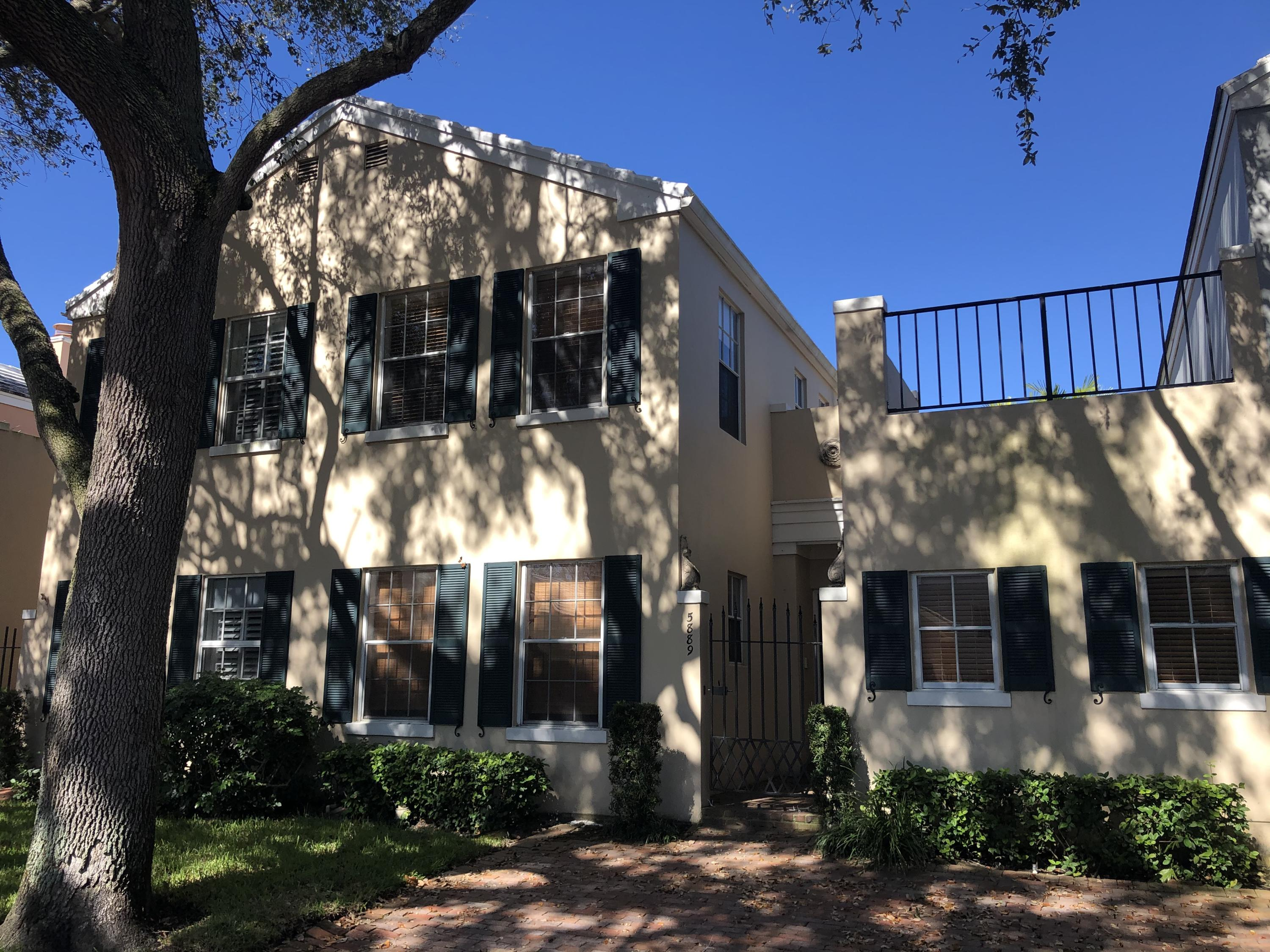 5889 Bartram Street,Boca Raton,Florida 33433,2 Bedrooms Bedrooms,2 BathroomsBathrooms,Townhouse,Bartram,RX-10597368