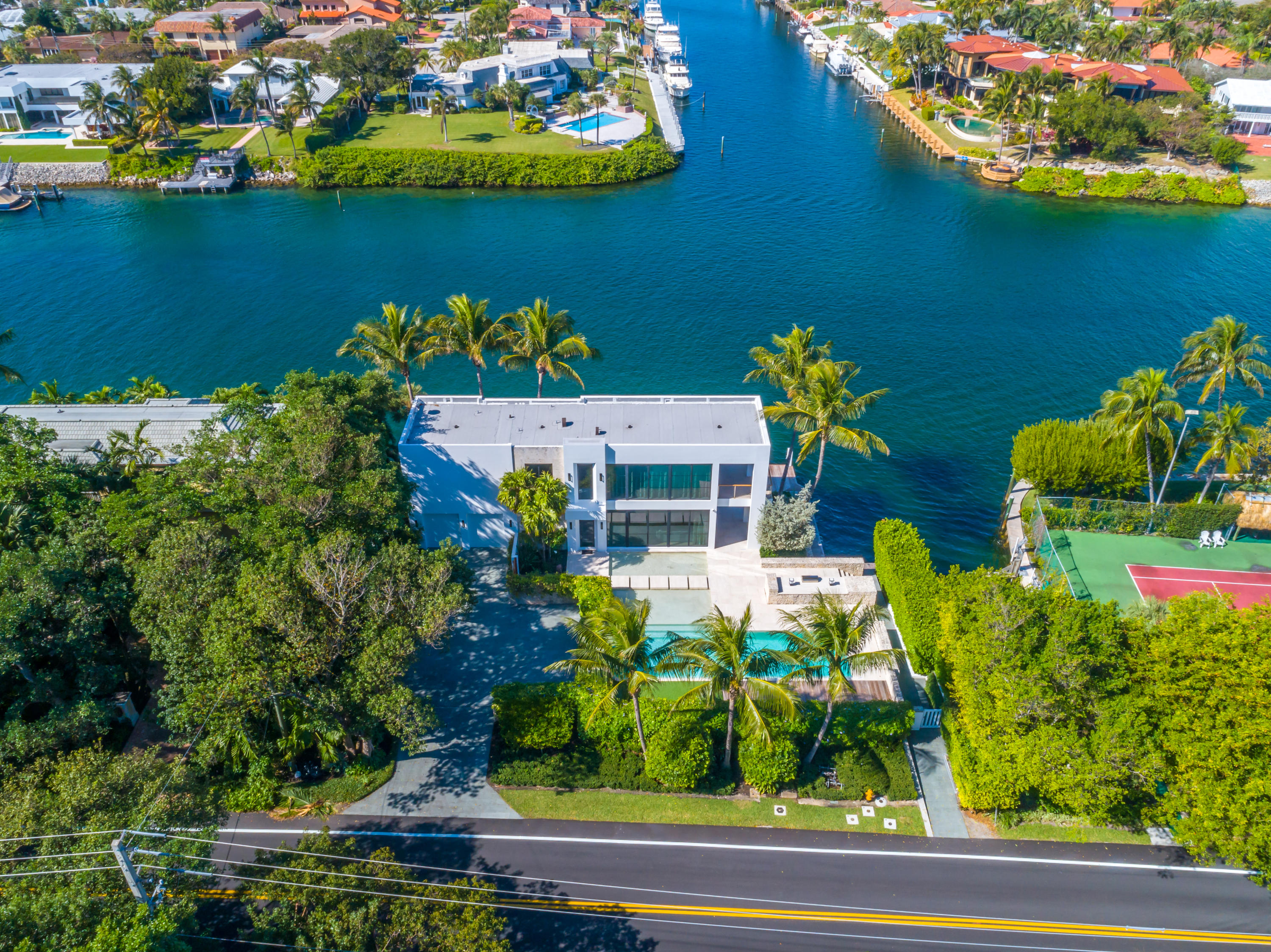 1085 Hillsboro Mile, Hillsboro Beach, Florida 33062, 7 Bedrooms Bedrooms, ,9 BathroomsBathrooms,Residential,for Sale,HILLSBORO MILE,Hillsboro Mile,RX-10598603, , , ,for Sale
