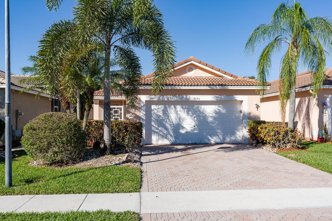 9695 Cherry Blossom Court  Boynton Beach FL 33437