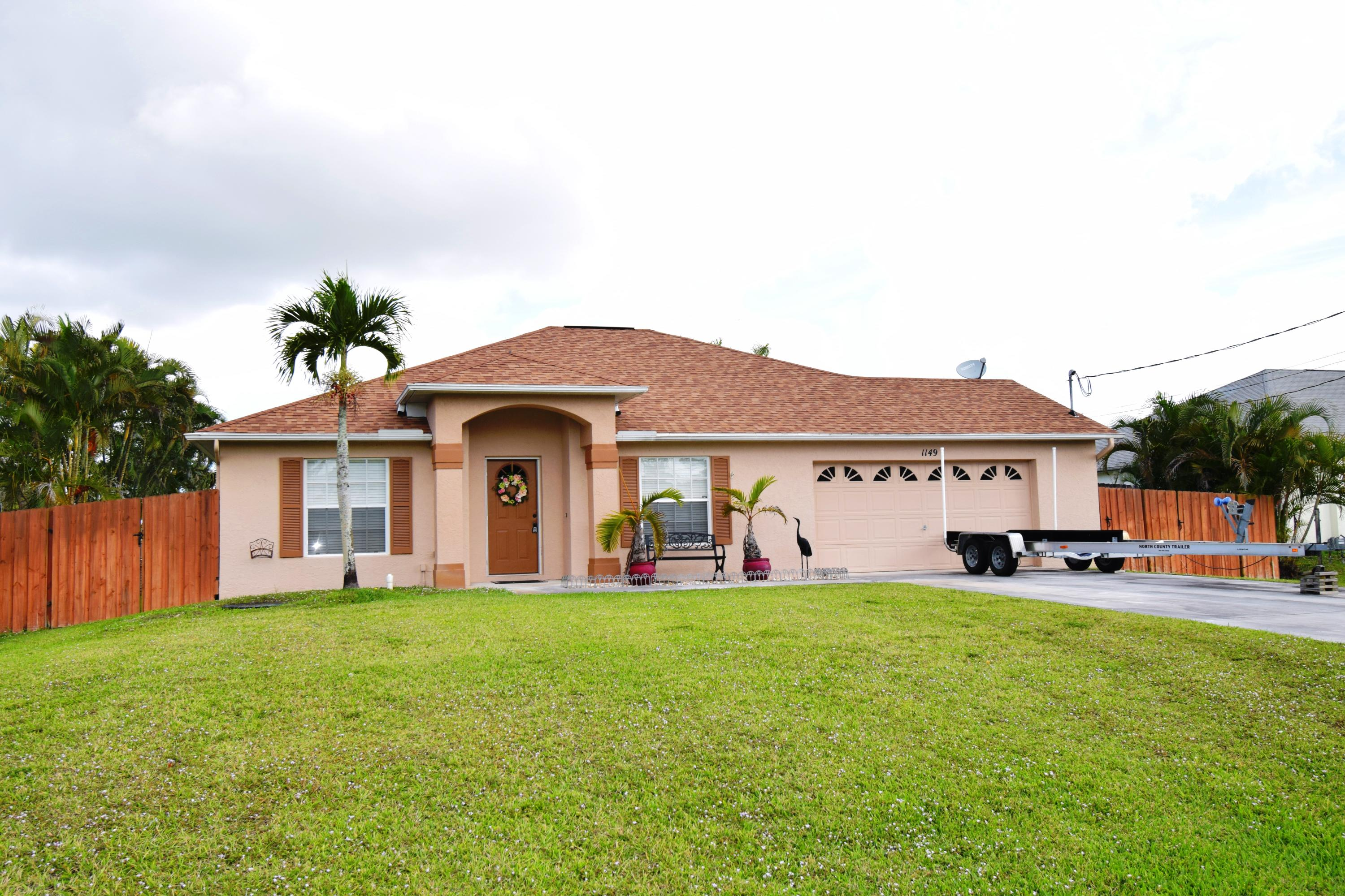 1149 Abingdon Avenue Sw, Port Saint Lucie, FL 34953