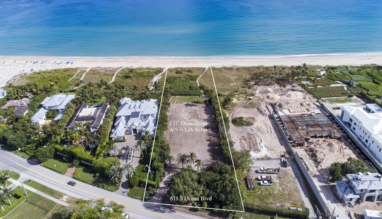 611 Ocean Boulevard, Delray Beach, Florida 33483, ,Land,For Sale,Ocean,RX-10528442