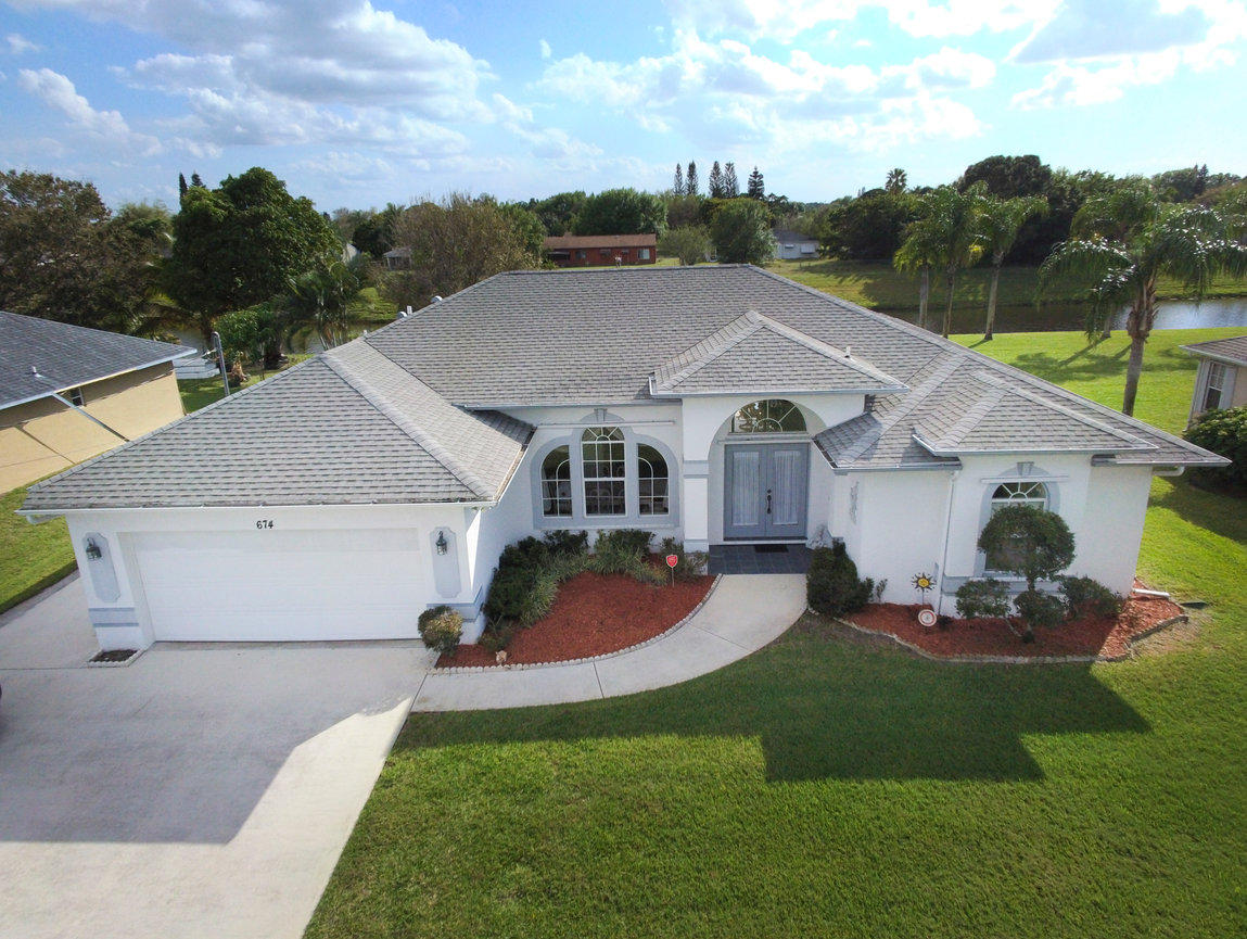 Home for sale in PORT ST LUCIE-SECTION 41 Port Saint Lucie Florida