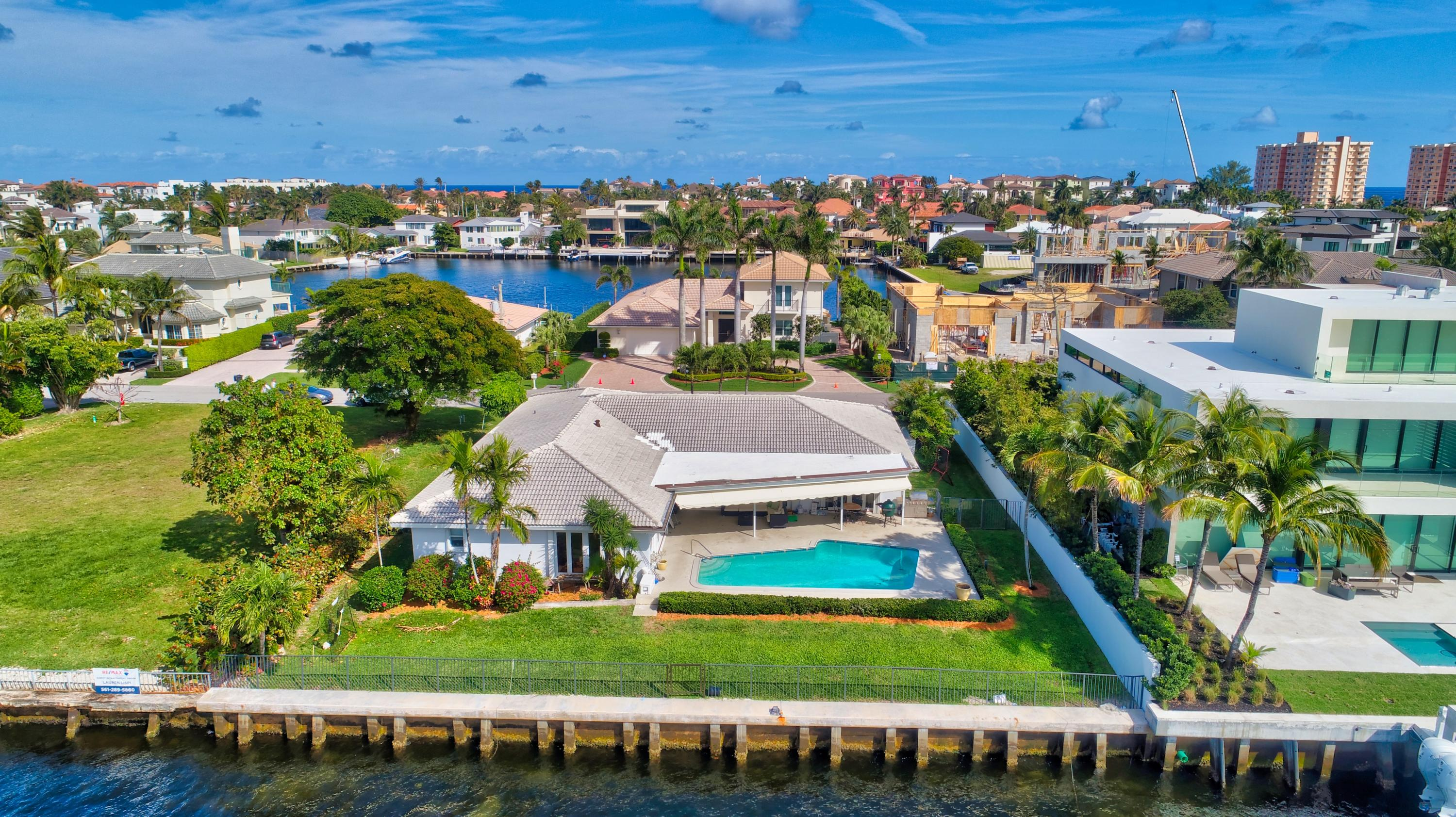4326 Intracoastal Drive, Highland Beach, Florida 33487, 5 Bedrooms Bedrooms, ,3 BathroomsBathrooms,Residential,For Sale,Intracoastal,RX-10603923