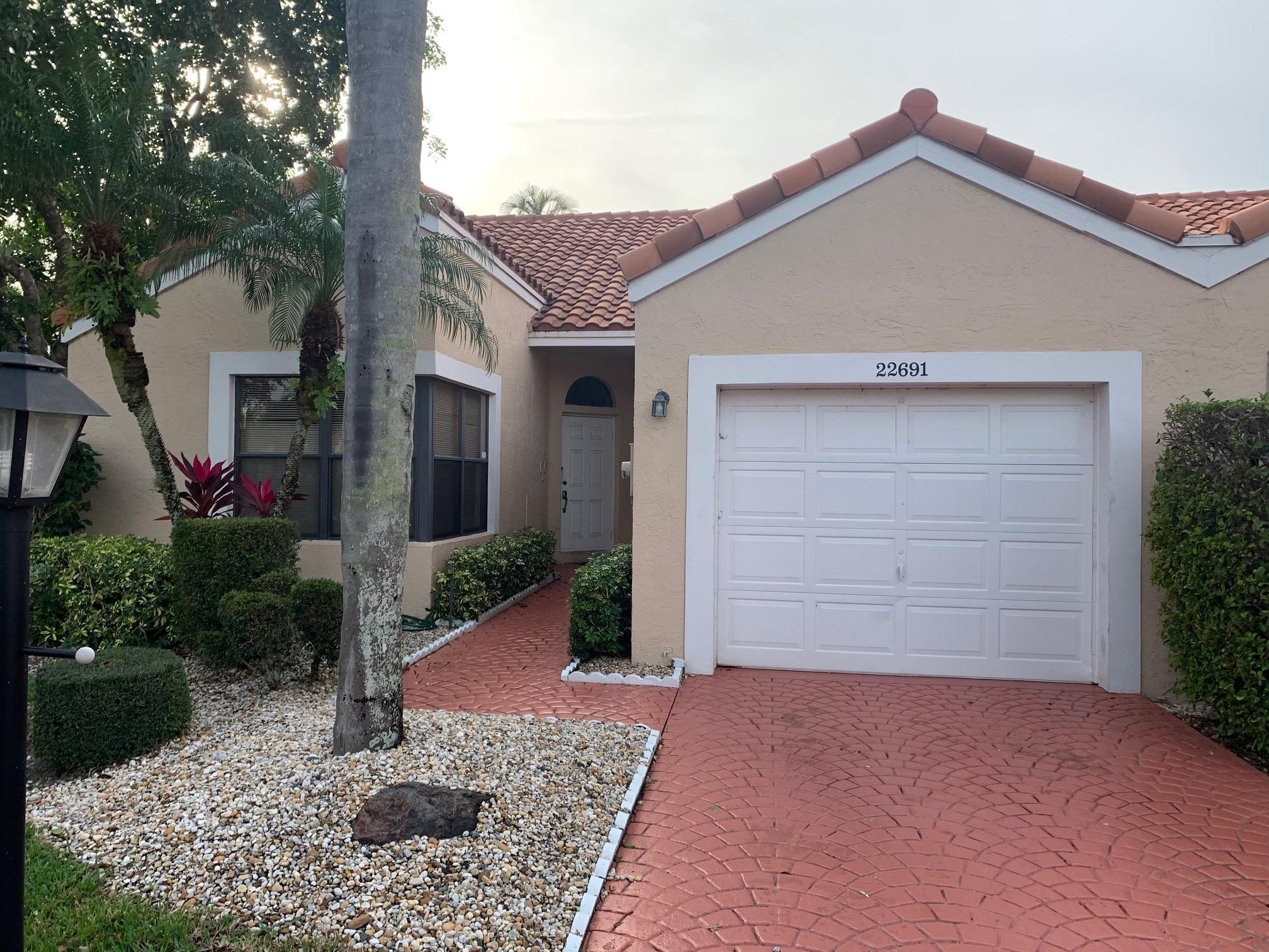 22691 Meridiana Drive Boca Raton, FL 33433