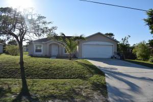 4214 SW Ragen Street, Port Saint Lucie, FL 34953