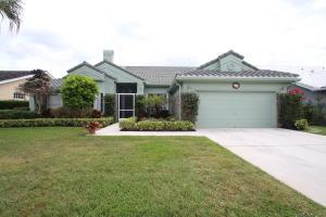 1136 Lake Breeze Drive, Wellington, FL 33414