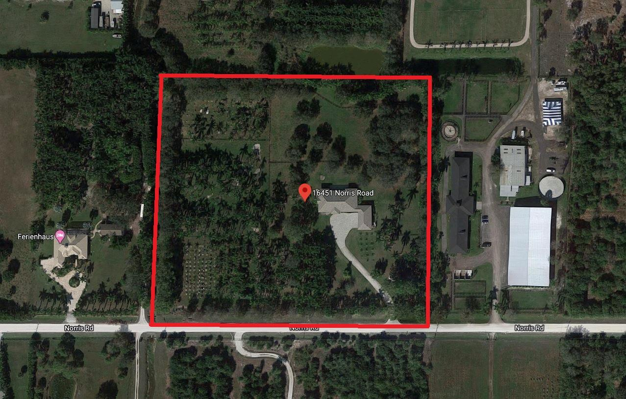 Wellington, Florida 33414, ,Land/docks,For Sale,Norris,RX-10608894