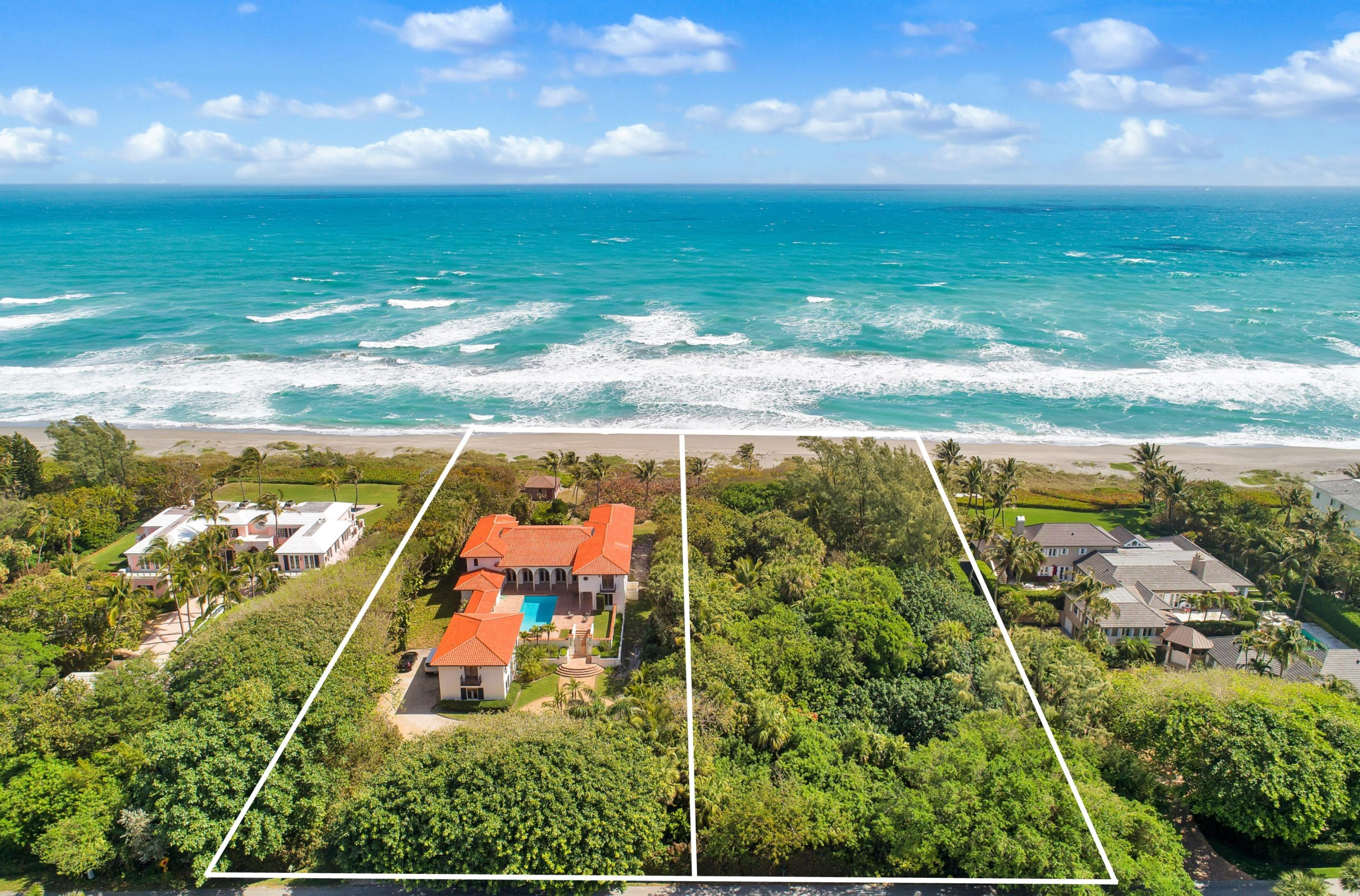 119 Beach Road, Hobe Sound, Florida 33455, 5 Bedrooms Bedrooms, ,9 BathroomsBathrooms,Single Family,For Sale,JUPITER ISLAND,Beach,RX-10609870