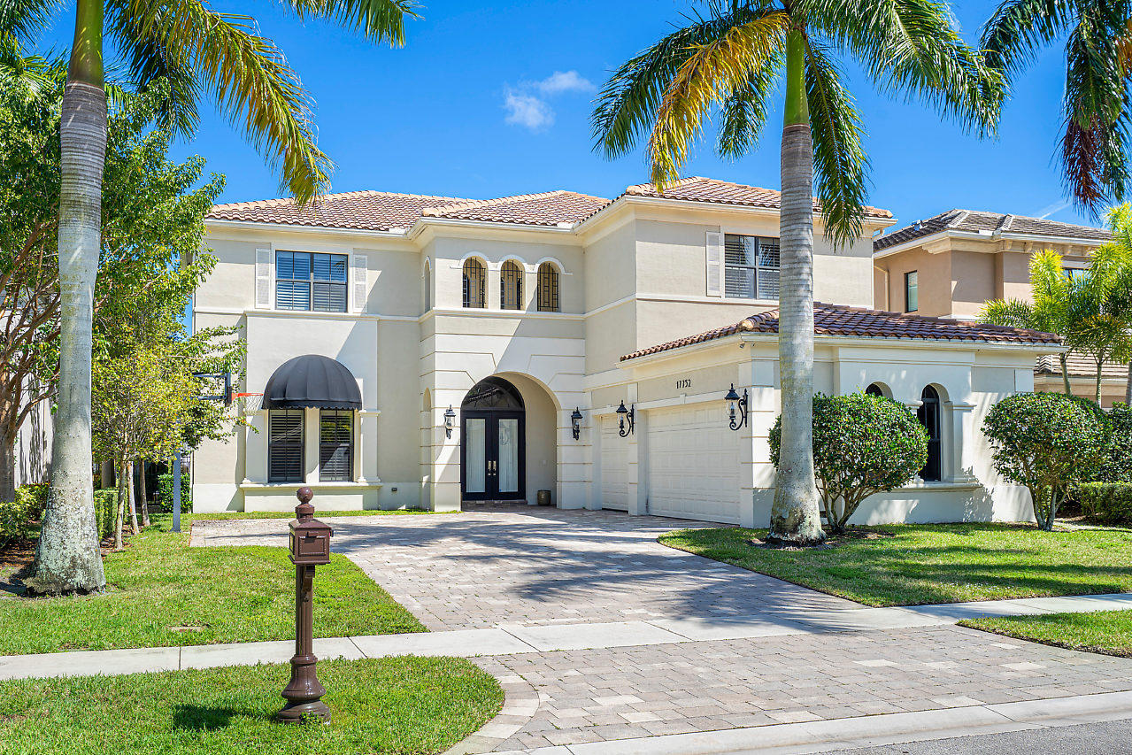 17752 Vecino Way Boca Raton, FL 33496