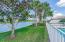 Backyard Extends Beyond The Fence