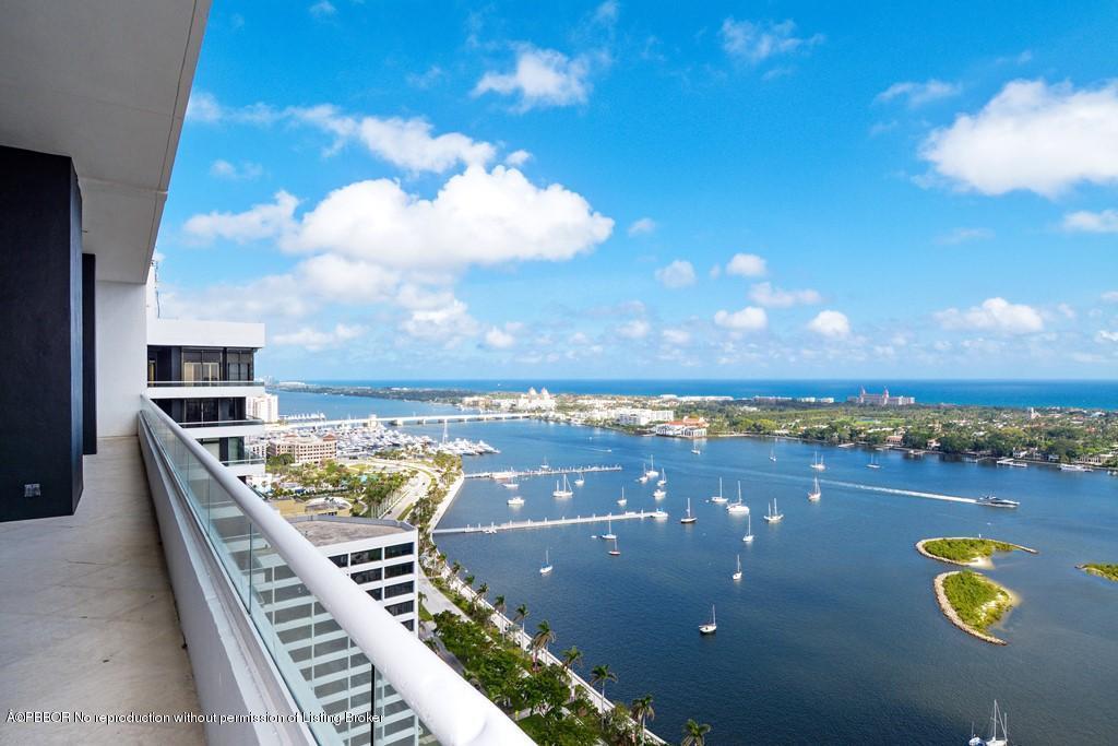 525 S Flagler Drive #grand Penthouse 4 West Palm Beach, FL 33401