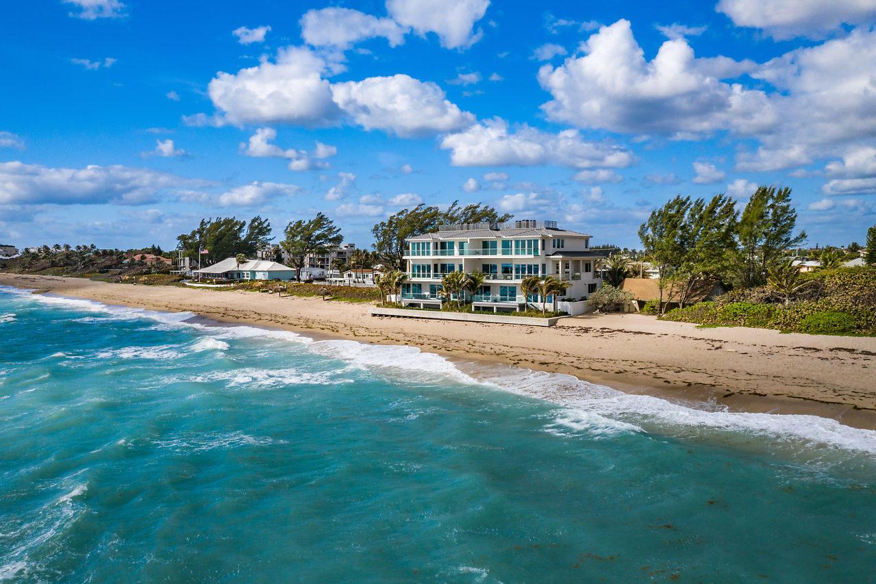 5003 Old Ocean Boulevard, Ocean Ridge, Florida 33435, 4 Bedrooms Bedrooms, ,4.1 BathroomsBathrooms,Townhouse,For Rent,Old Ocean,RX-10613442