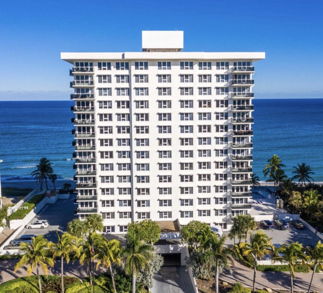 2066 N Ocean Boulevard #2NW Boca Raton, FL 33431