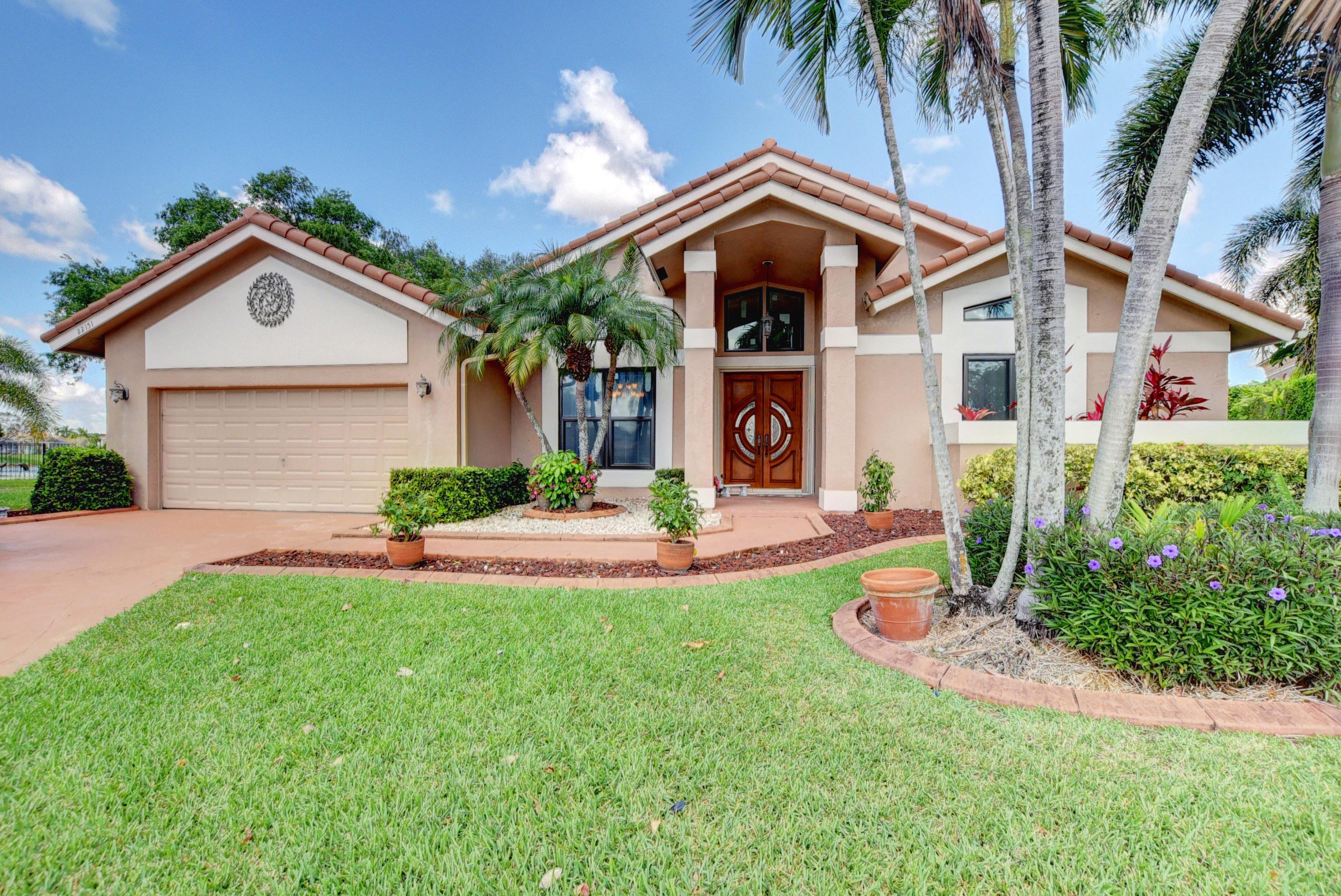 22151 Crofton Court Boca Raton, FL 33428