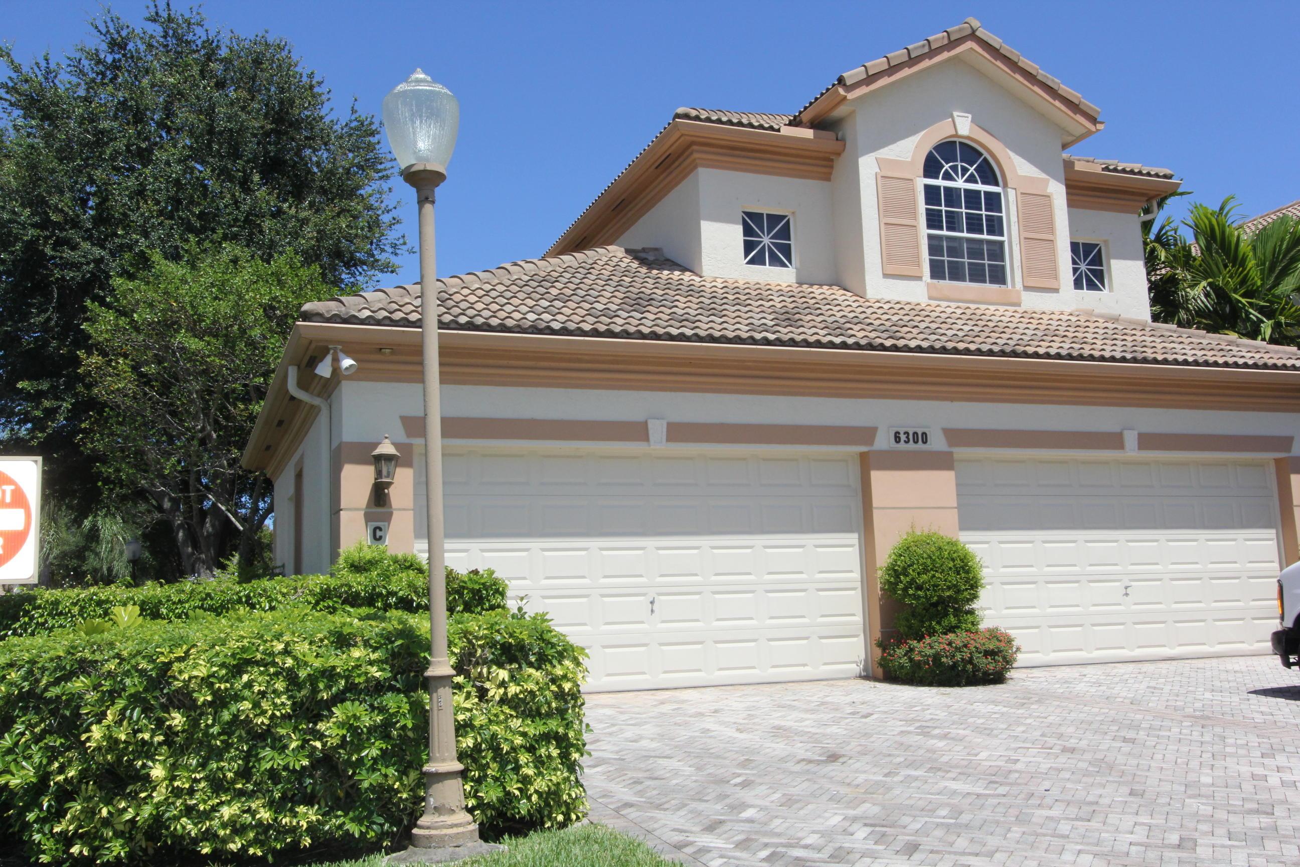 6300 Graycliff Drive #C Boca Raton, FL 33496