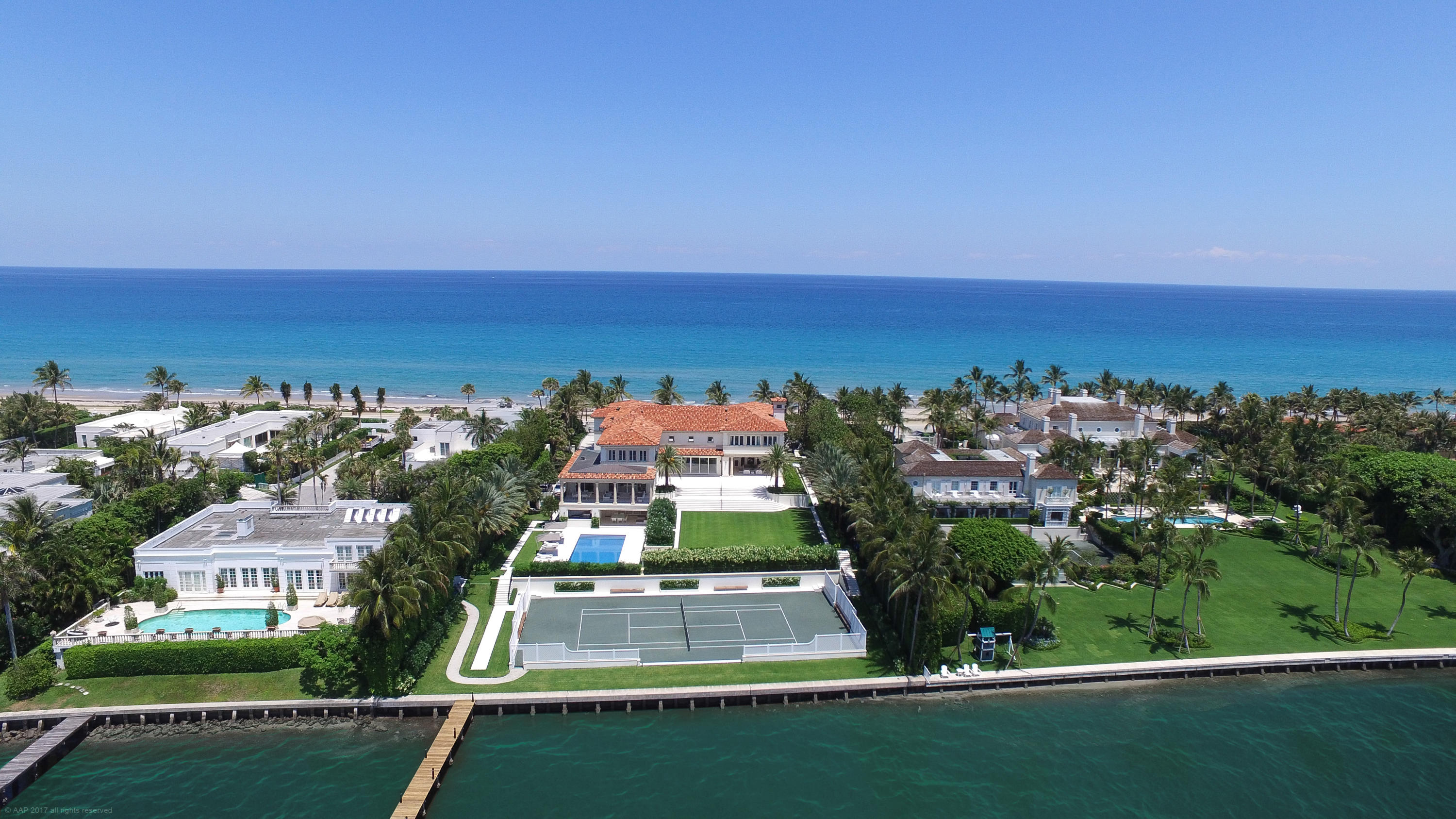 1744 Ocean Boulevard, Palm Beach, Florida 33480, 7 Bedrooms Bedrooms, ,9 BathroomsBathrooms,Residential,for Sale,Ocean,RX-10583159, , , ,for Sale