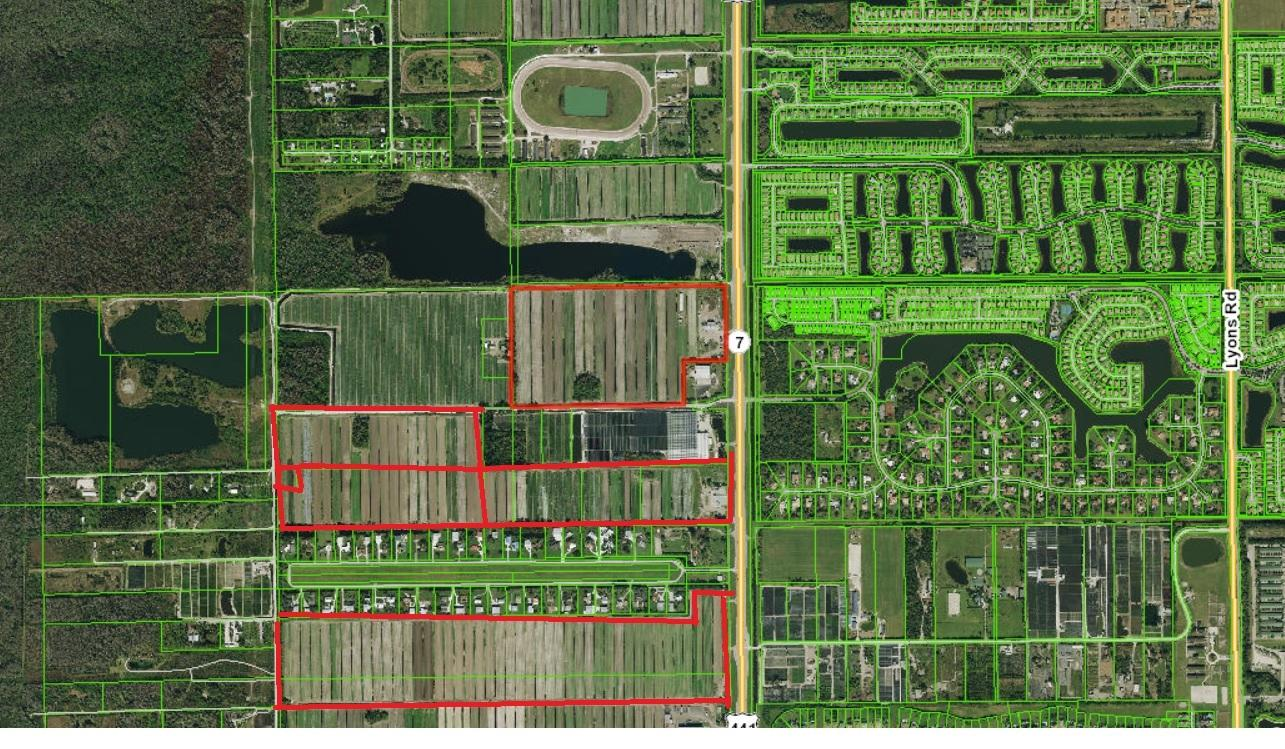 8075 State 7 Road, Boynton Beach, Florida 33473, ,Land,For Sale,State 7,RX-10618456