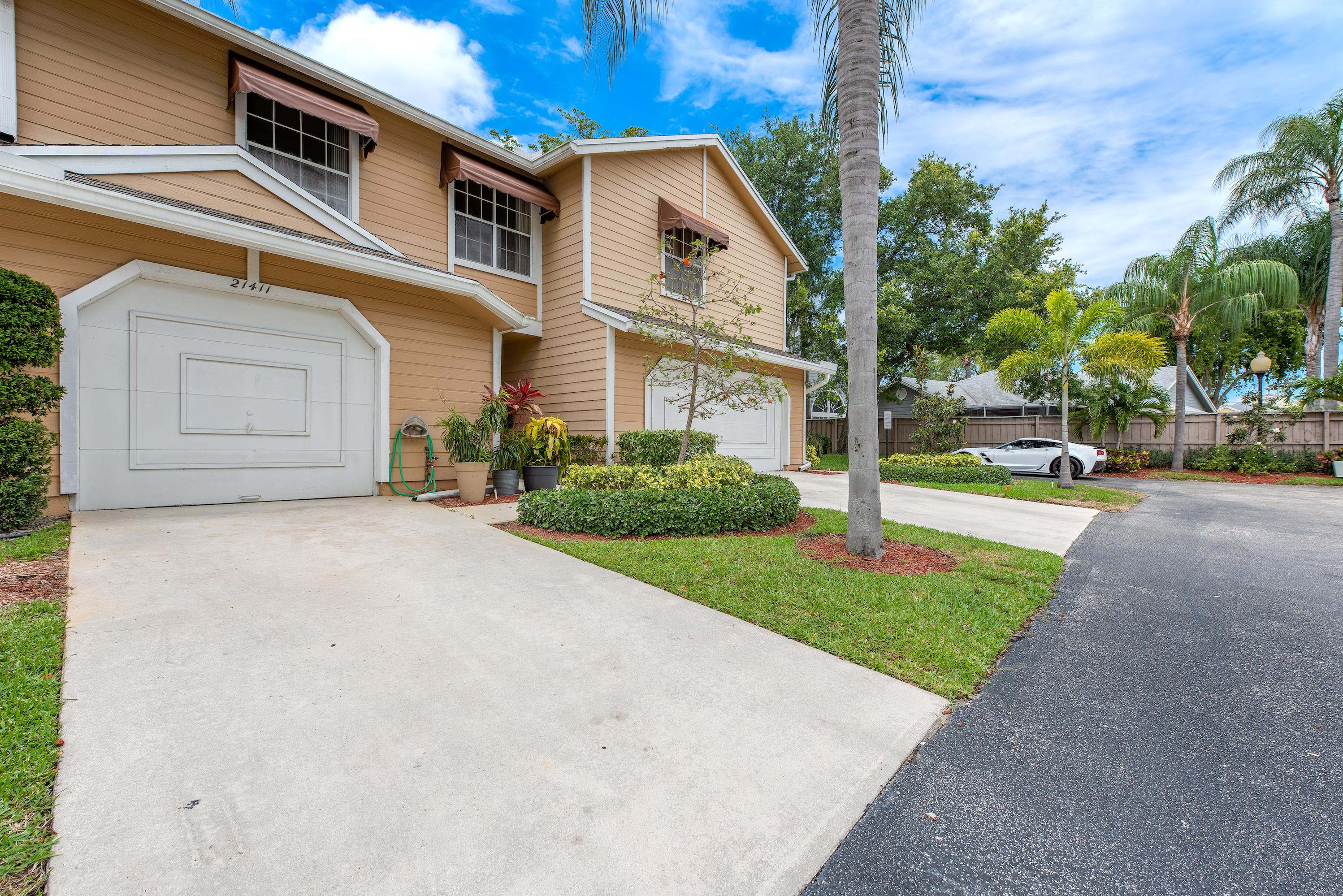 21411 Tudor Drive,Boca Raton,Florida 33486,3 Bedrooms Bedrooms,2 BathroomsBathrooms,Townhouse,Tudor,RX-10618521
