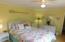 Spacious interior rooms