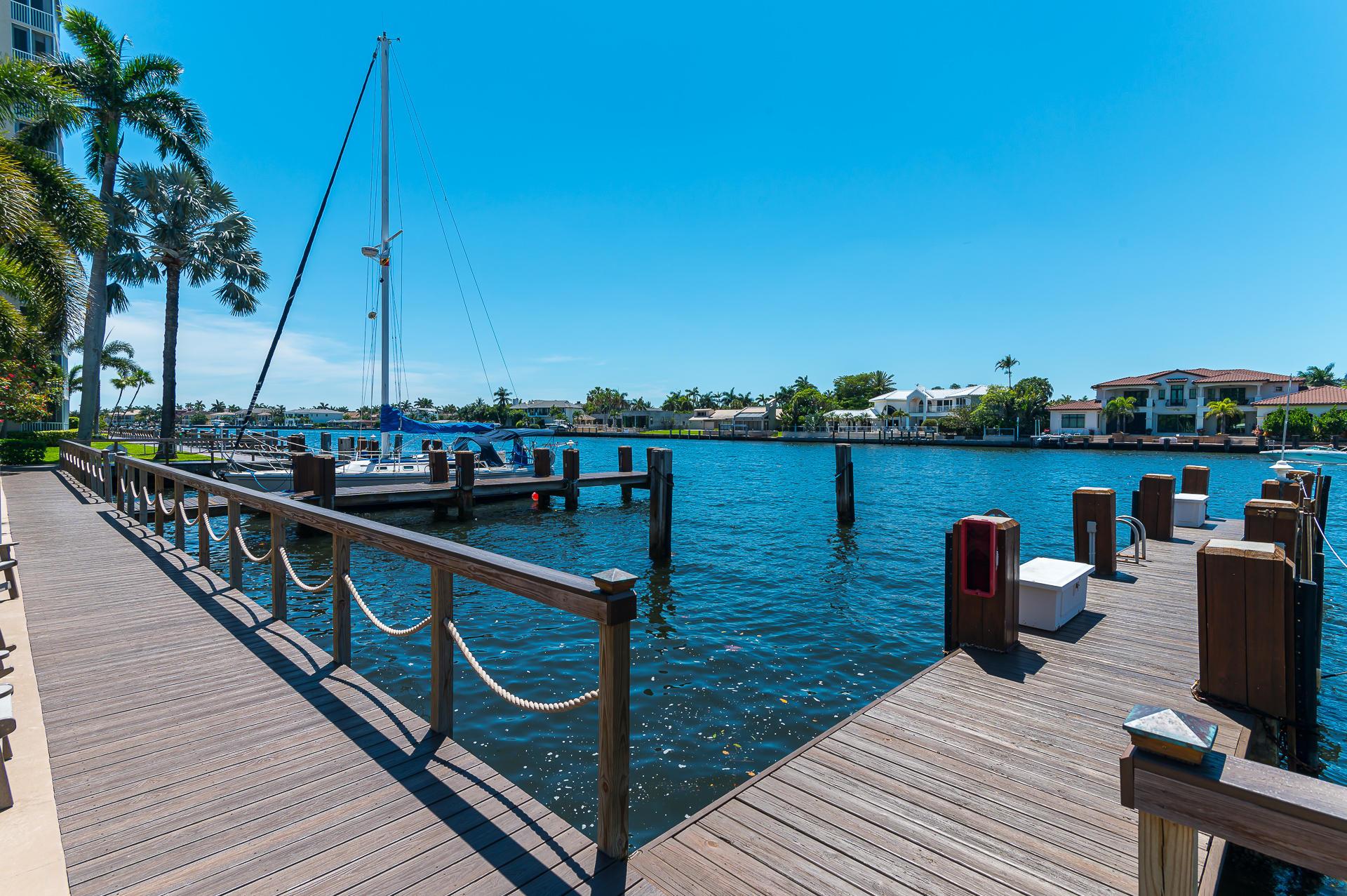 Photo of 3300 S Ocean Boulevard #119-C, Highland Beach, FL 33487