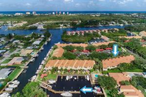 2379 Treasure Isle Drive, Unit #26 Dock #29, Palm Beach Gardens, FL 33410