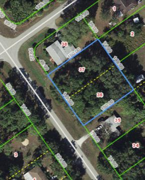 Details for 459 Washington Boulevard, Lake Placid, FL 33852