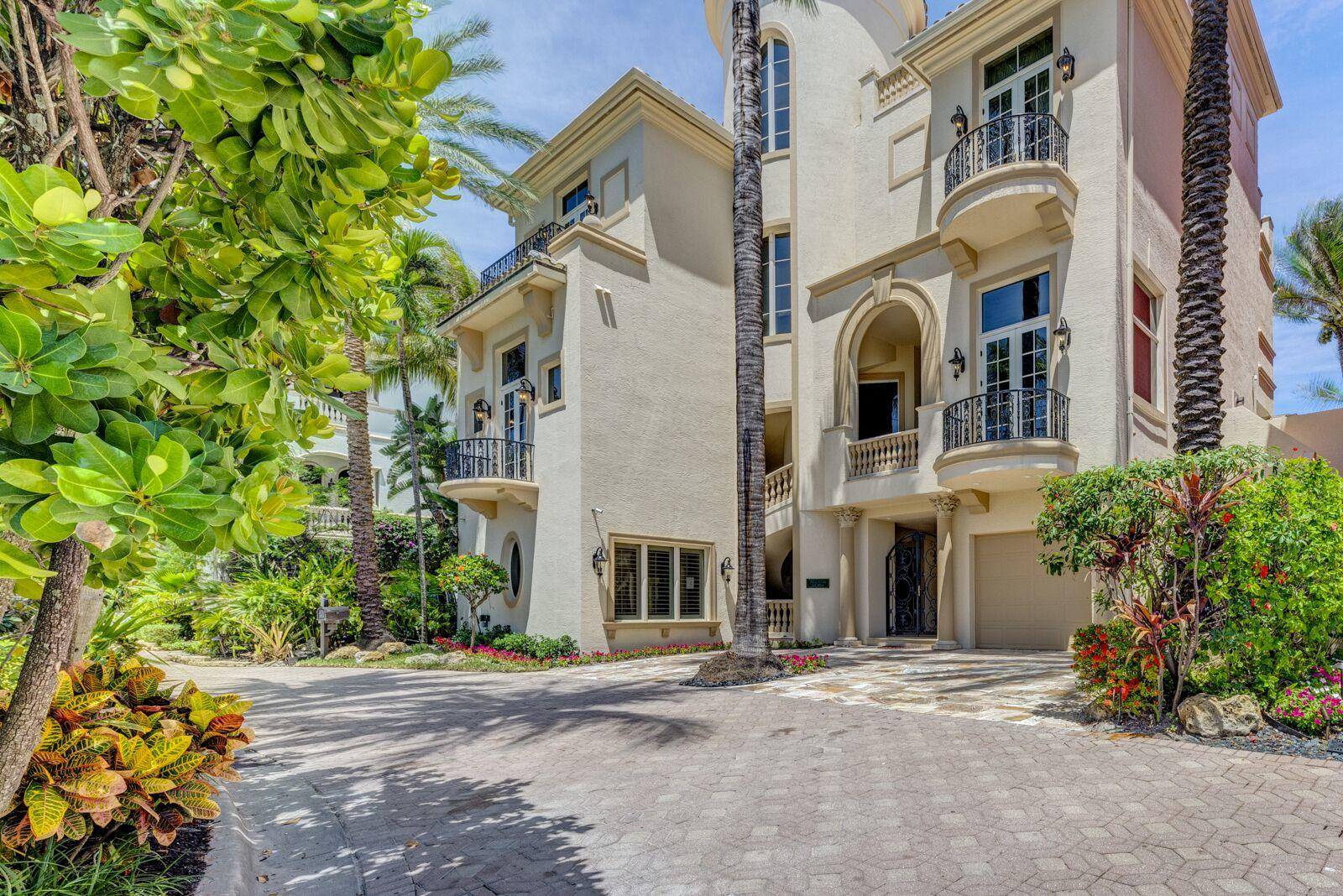 Photo of 5 Ocean Place, Highland Beach, FL 33487