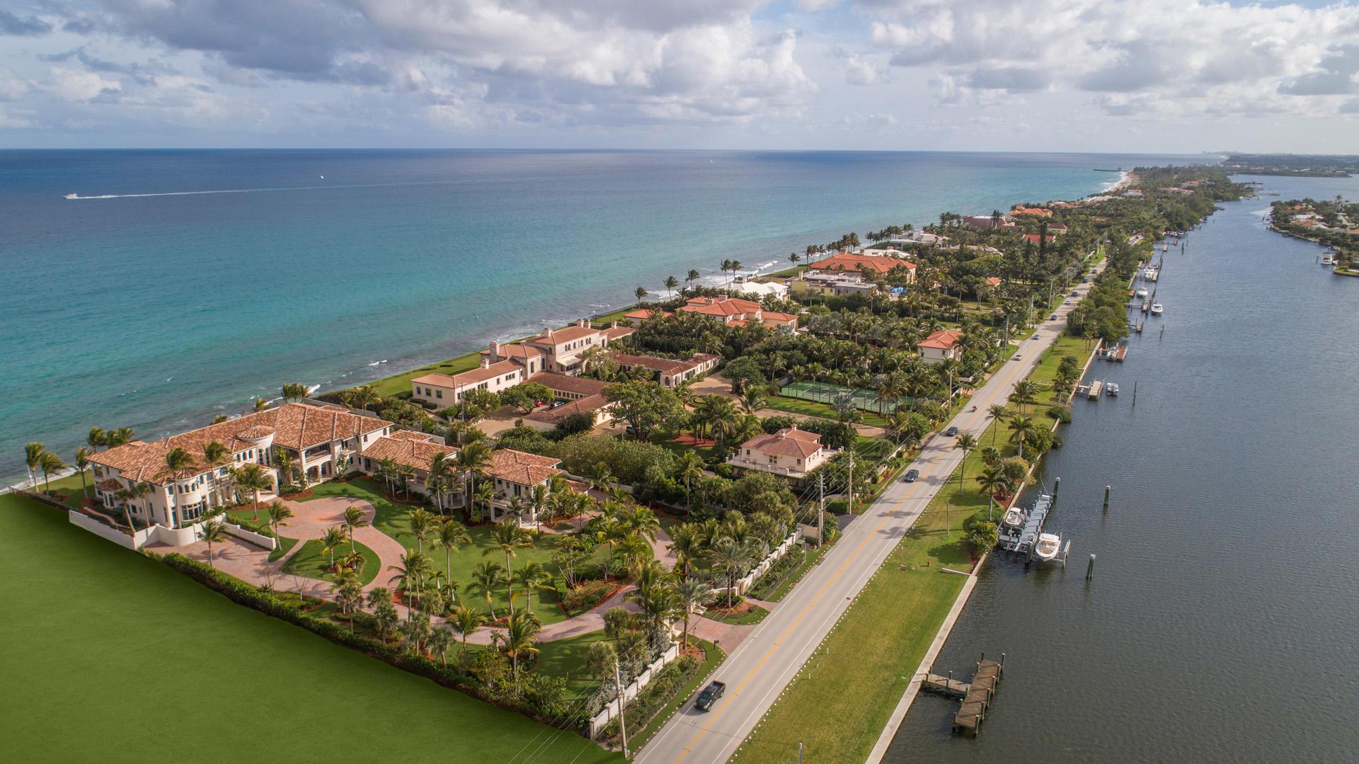 1040 S Ocean Boulevard Manalapan, FL 33462