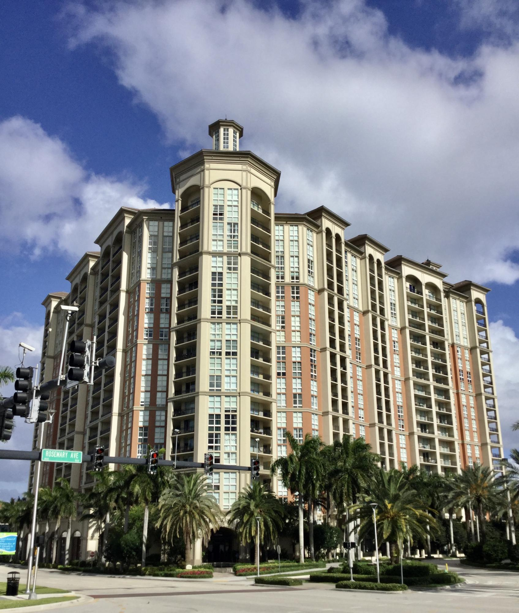 550 Okeechobee Boulevard, West Palm Beach, Florida 33401, 2 Bedrooms Bedrooms, ,2 BathroomsBathrooms,Condo/Coop,For Sale,CITYPLACE SOUTH TOWER CONDO,Okeechobee,14,RX-10621395