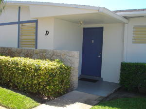 2639 W Emory Drive, D, West Palm Beach, FL 33415