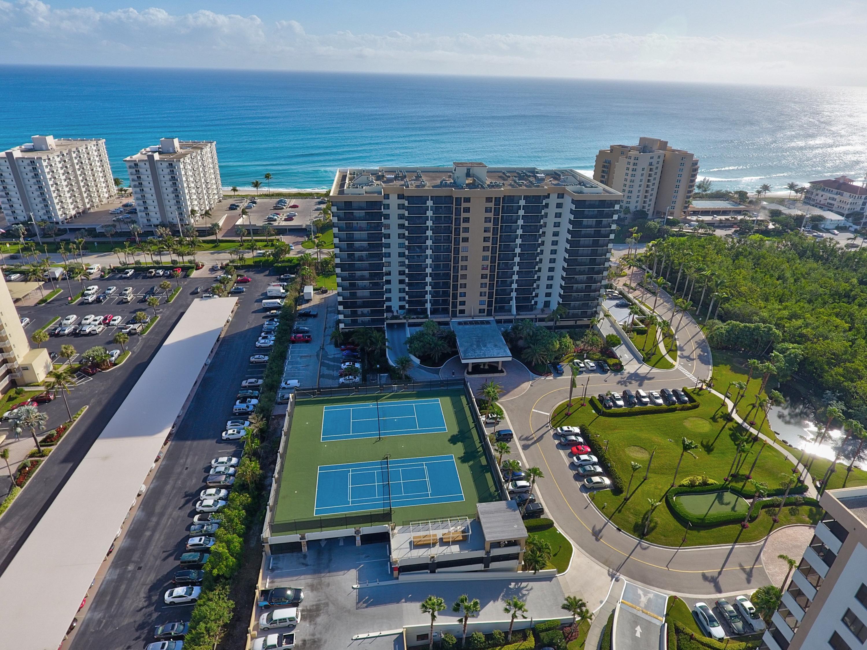 Photo of 3400 S Ocean Boulevard #4i, Highland Beach, FL 33487