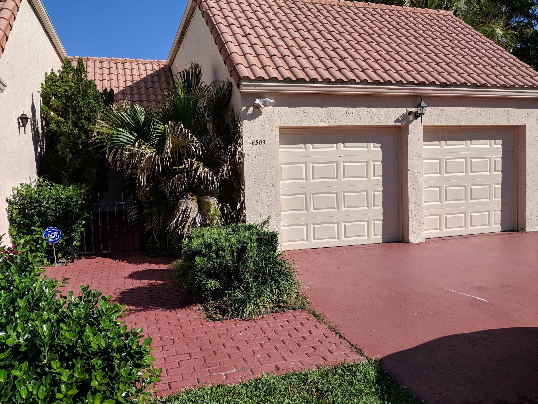 6503 Las Flores Drive Boca Raton, FL 33433