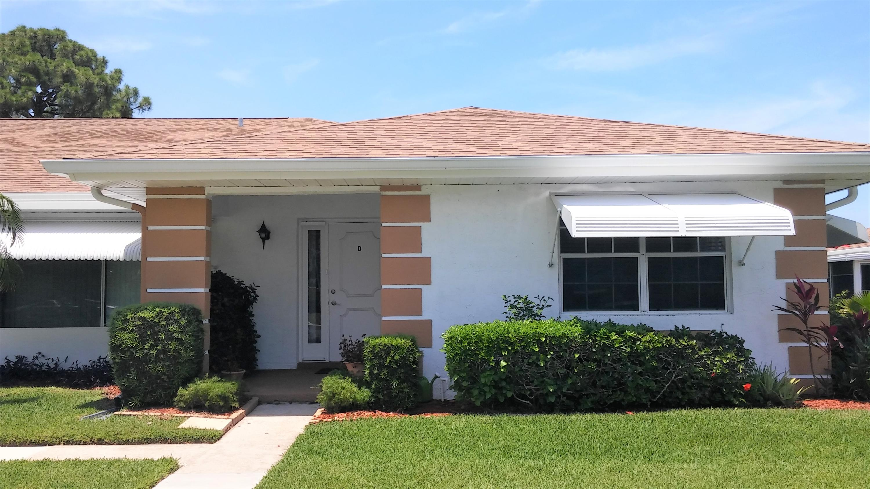 Details for 1214 Lakes End Drive S D, Fort Pierce, FL 34982