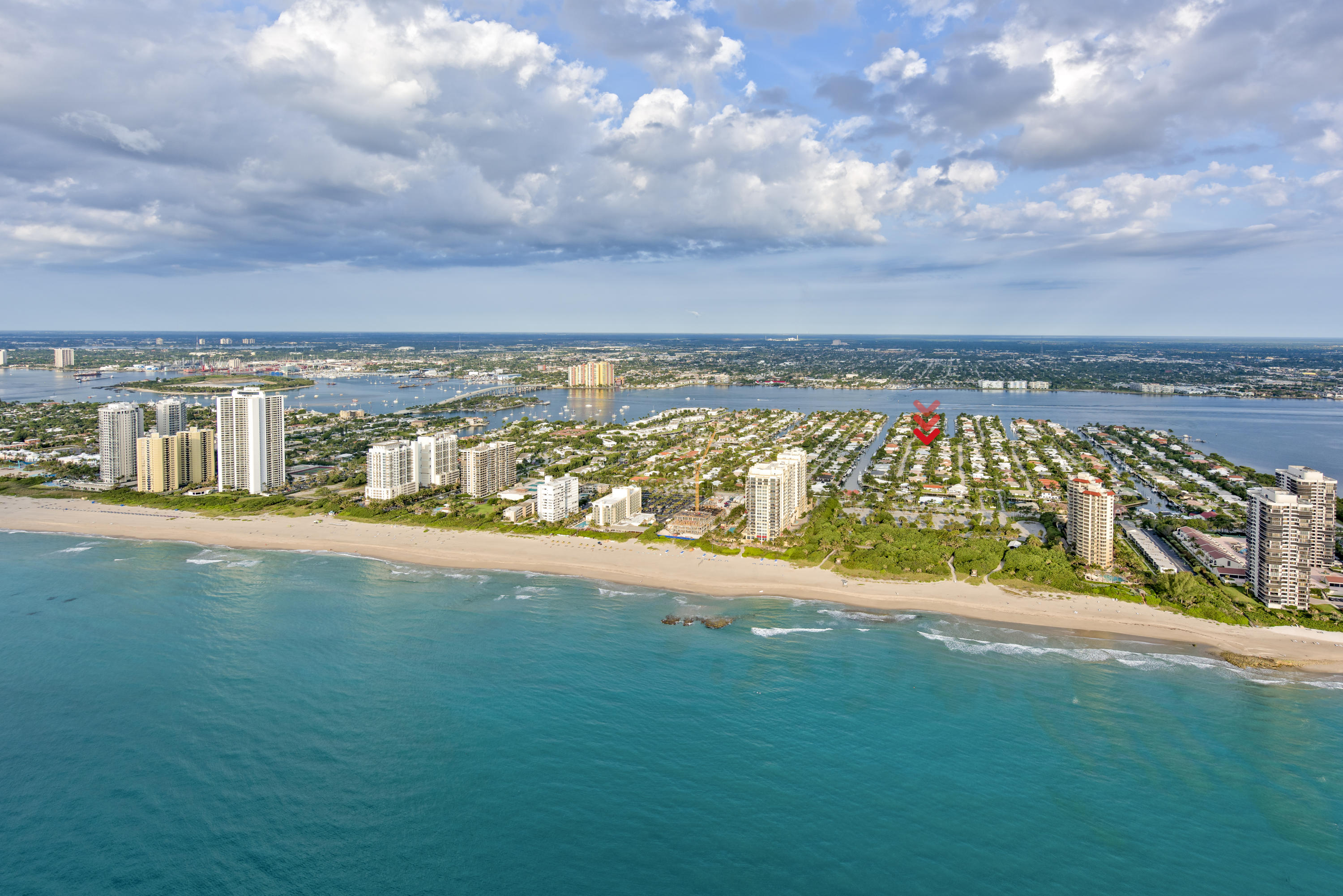 Home for sale in PALM BEACH ISLES 2 Singer Island Florida